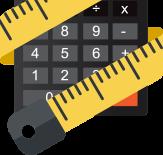 Tvoros skaičiuoklė