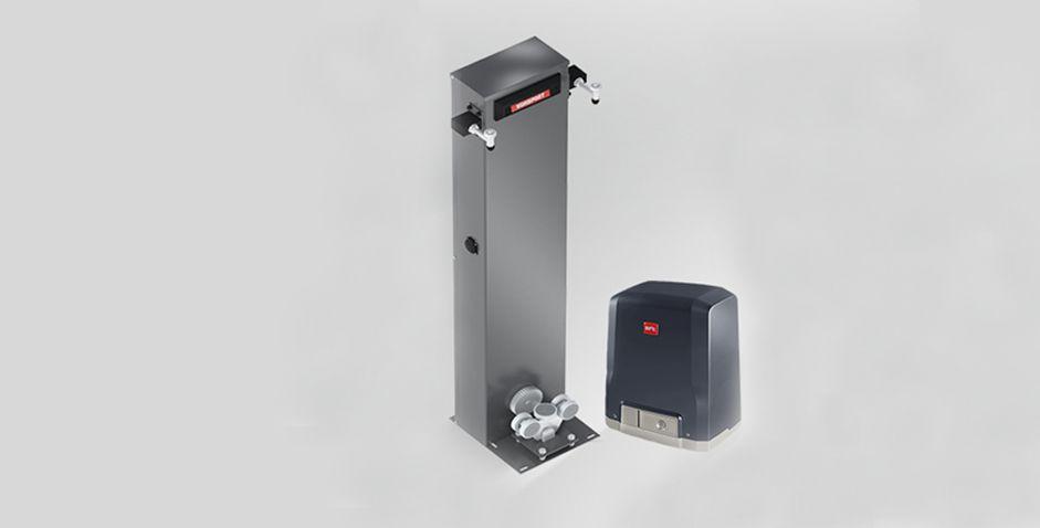 BFT автоматика для откатных ворот
