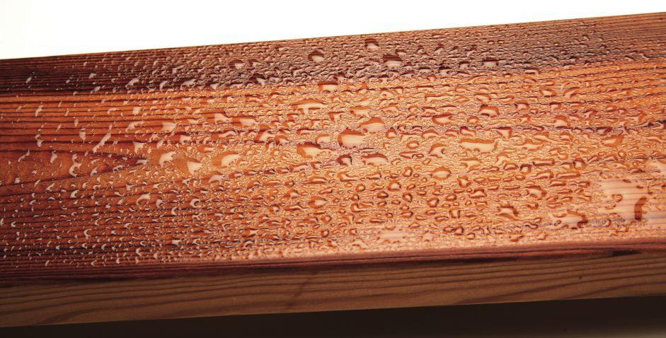 """""""Thermowood"""" обработанная древесина"""