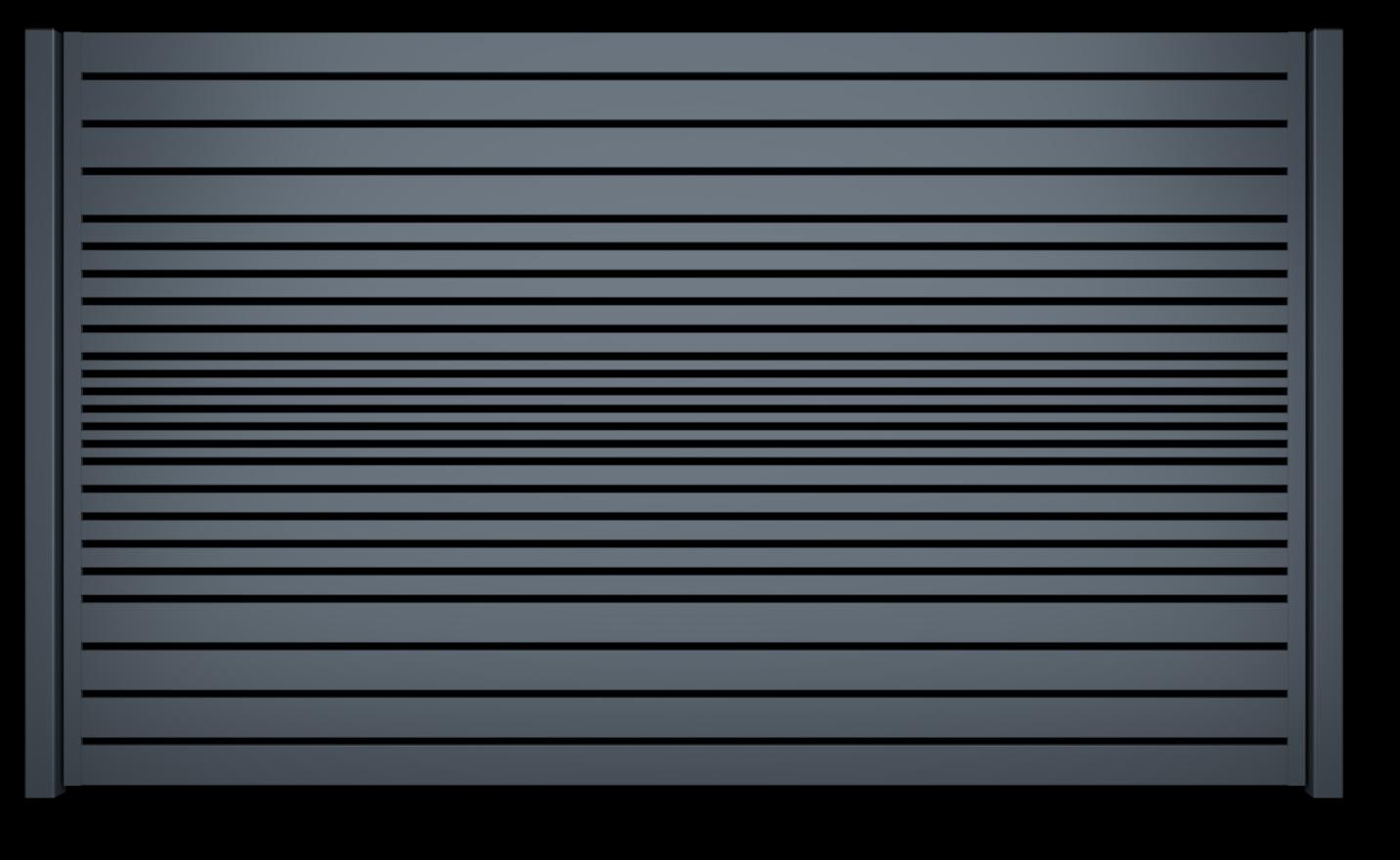 Металлический забор DVR Москва