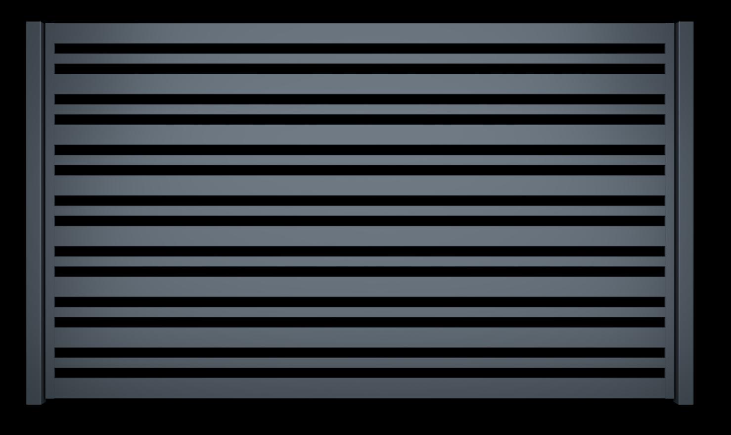 Заказать металлический забор DVR Москва