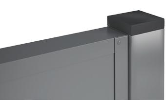 Сегменты из металло профиля