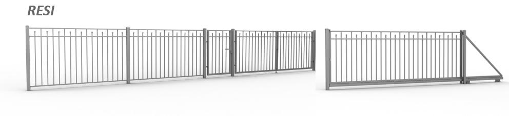 цена ворот
