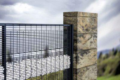 Блоки заборные