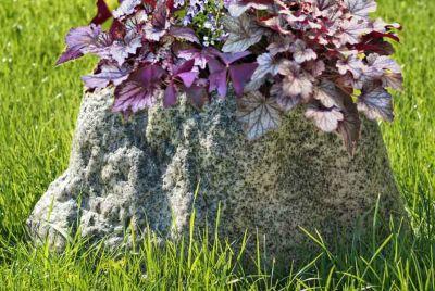 цветочница камень КАШПО S-05