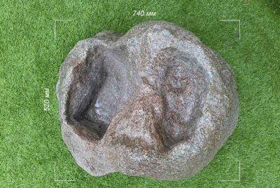 камень цветочница КАШПО S-04