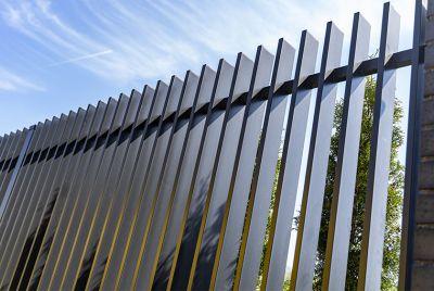 Забор Вертикаль