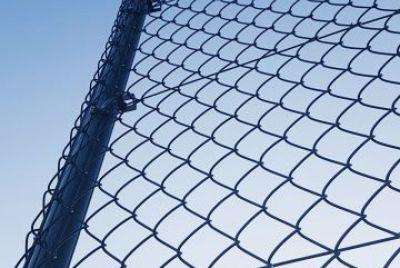 Сетка для ограждения спортивных площадок