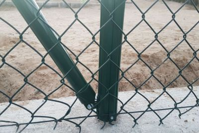 Спортивные ограждения для стадионов и площадок