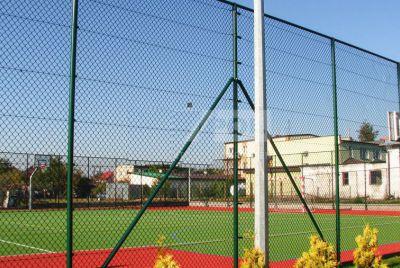 Забор для спортивных площадок
