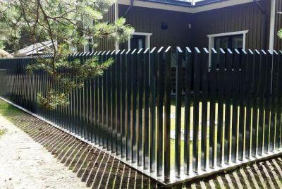 Открытый забор РР111
