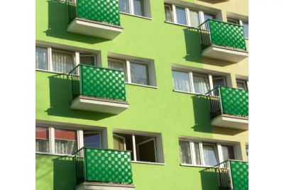 Заборные ленты для балкона