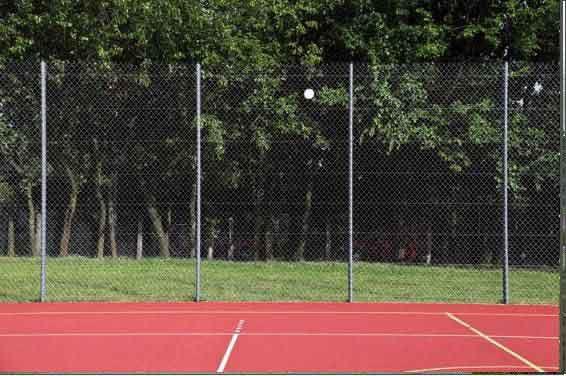Сетка для спорт площадок